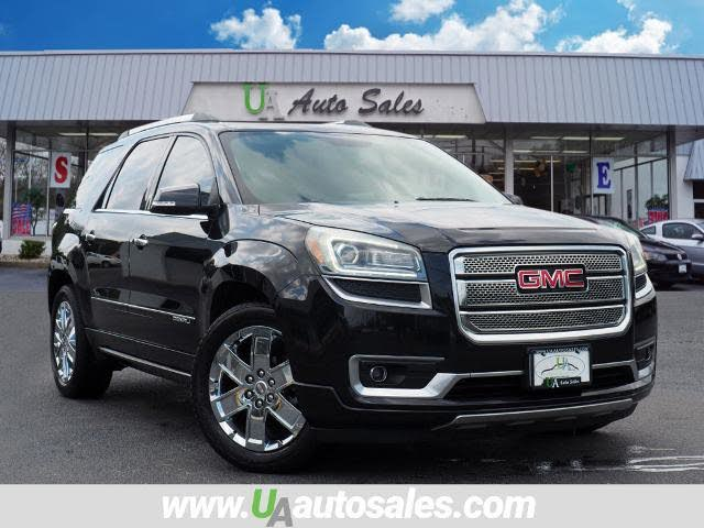 Used Gmc Acadia For Sale In Philadelphia Pa Cargurus