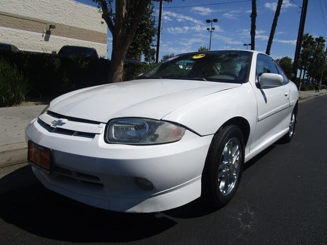 used 2005 chevrolet cavalier ls sport coupe fwd for sale right now cargurus ls sport coupe fwd