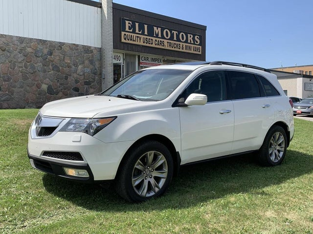 2012 Acura MDX SH-AWD with Elite Package