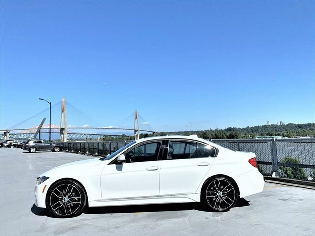 2013 BMW 3 Series 335i xDrive Sedan AWD