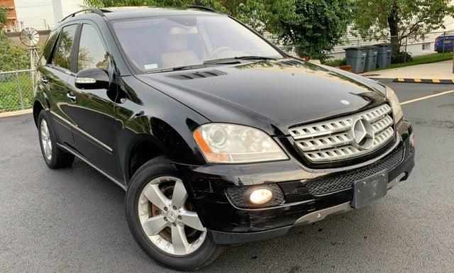 2007 Mercedes-Benz M-Class ML 500 4MATIC