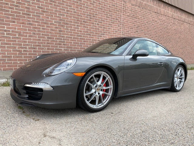 2013 Porsche 911 Carrera 4S Coupe AWD