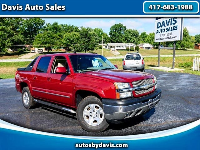 Used Chevrolet Avalanche For Sale In Springdale Ar Cargurus
