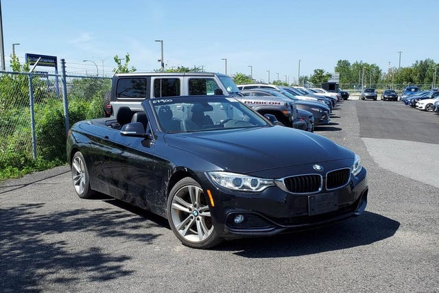 2016 BMW 4 Series 428i xDrive Convertible AWD for Sale in ...