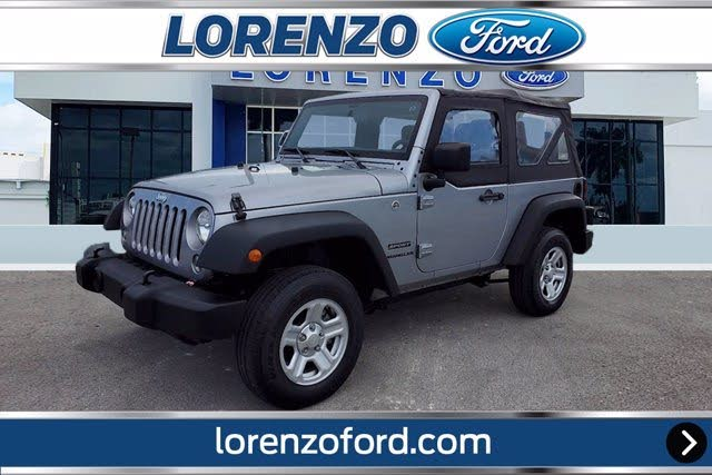 Used Jeep Wrangler For Sale In Miami Fl Cargurus