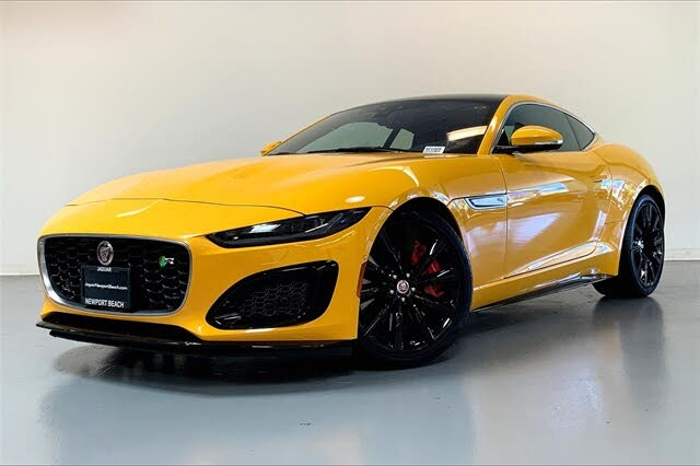 Used 2021 Jaguar F-TYPE R Coupe AWD for Sale Right Now ...