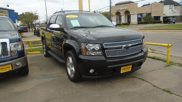 2012 Chevrolet Avalanche LT RWD