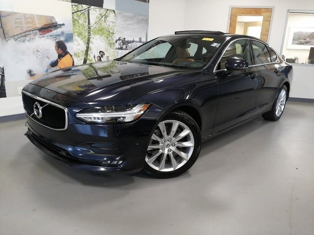 Naugatuck Ct Car Dealer >> 2017 Volvo S90 T6 Momentum AWD for Sale in Greenwich, CT ...