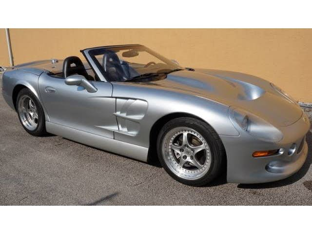 1999 Shelby Series 1 RWD Convertible