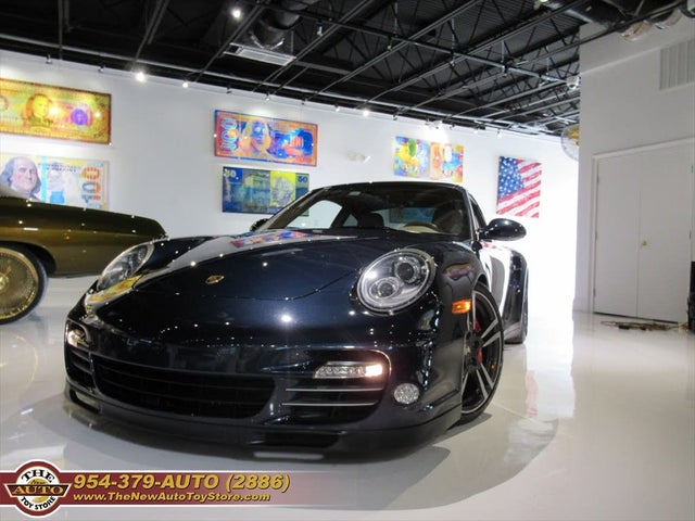 2010 Porsche 911 Turbo Coupe AWD