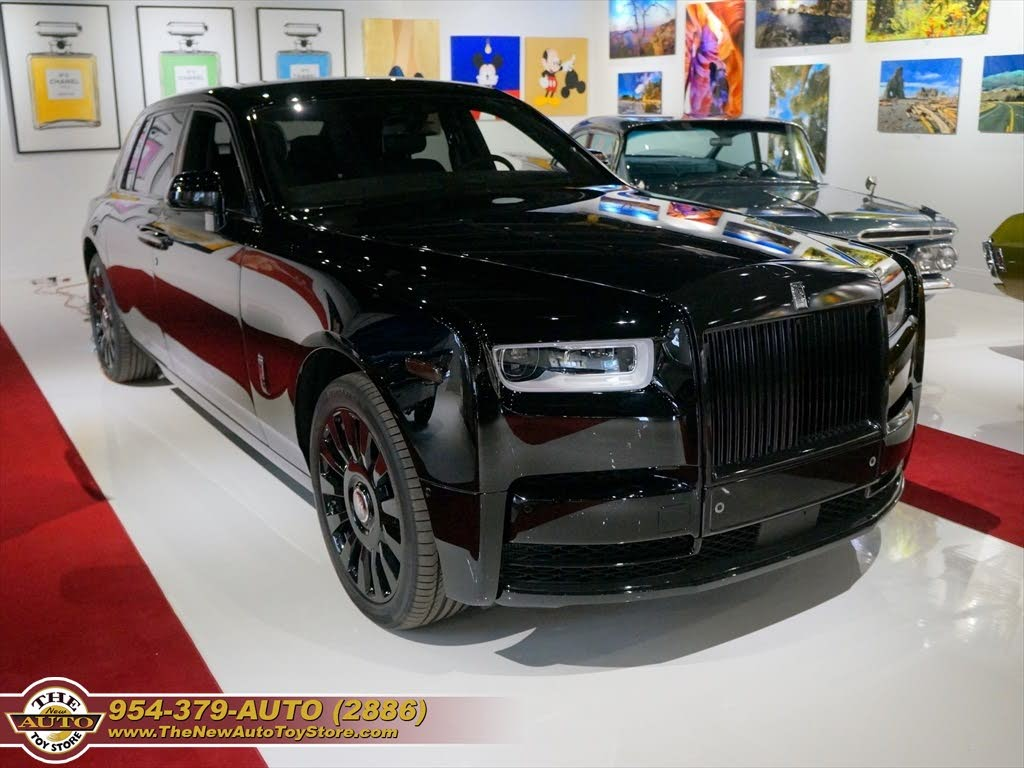 Used 2019 Rolls Royce Phantom For Sale Right Now Cargurus