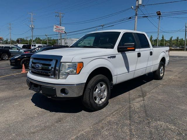 2009 Ford F-150 FX4 SuperCrew 4WD