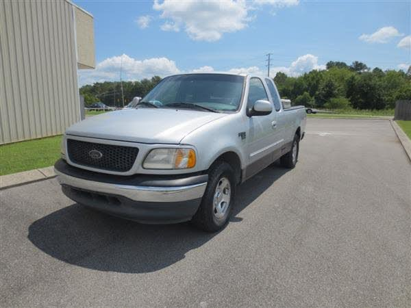2001 Ford F-150 Lariat Extended Cab LB