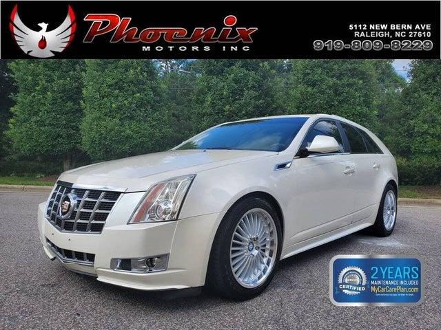 2013 Cadillac CTS Sport Wagon 3.6L Premium RWD