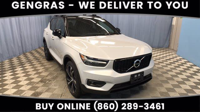 Used 2021 Volvo XC40 T5 R-Design AWD for Sale (with Photos ...