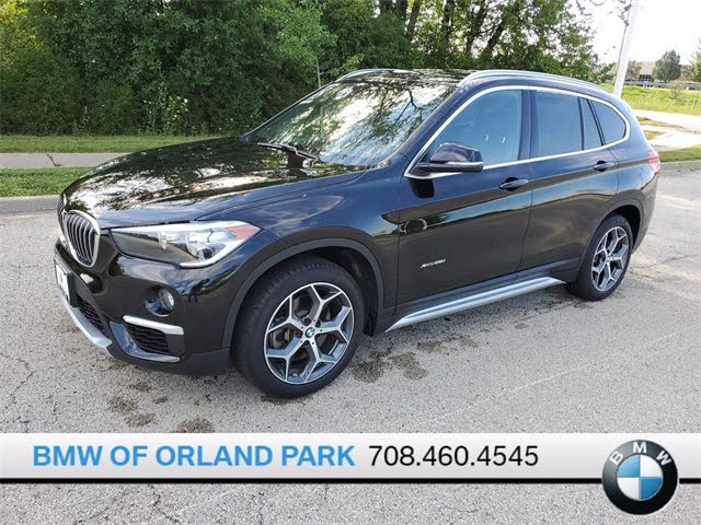 2018 BMW X1 xDrive28i AWD