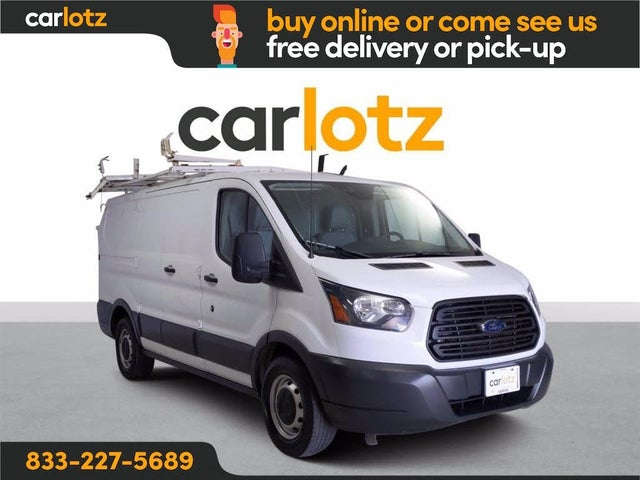 2016 Ford Transit Cargo 150 3dr SWB Low Roof with 60/40 Side Passenger Doors