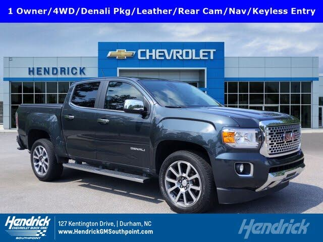 Used Gmc Canyon For Sale In Greenville Nc Cargurus