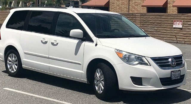 2012 Volkswagen Routan SE with RSE and Nav