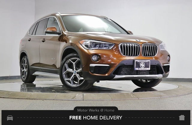 2017 BMW X1 xDrive28i AWD