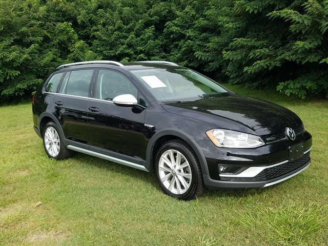 2017 Volkswagen Golf Alltrack S 4Motion AWD