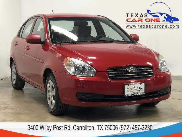2011 Hyundai Accent GLS Sedan FWD