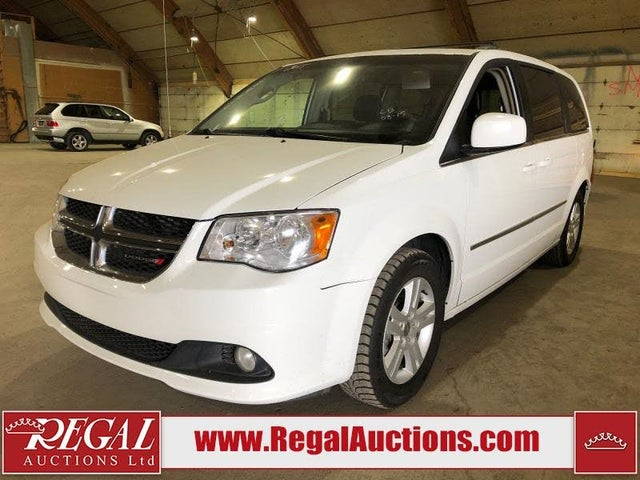 2015 Dodge Grand Caravan Crew Plus FWD