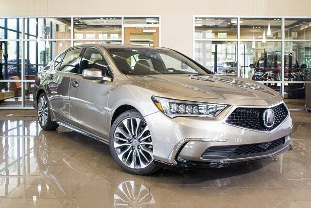 2020 Acura RLX FWD with Technology Package