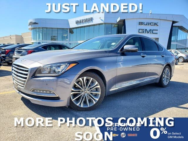 2015 Hyundai Genesis 3.8 Luxury AWD