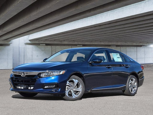 2020 Honda Accord 1.5T EX-L FWD