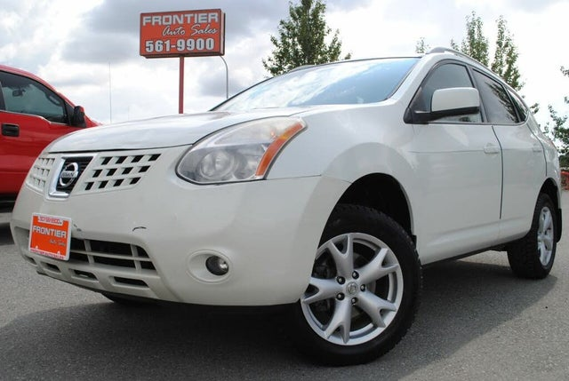 2008 Nissan Rogue S SULEV