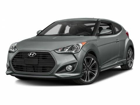 2017 Hyundai Veloster Turbo Coupe