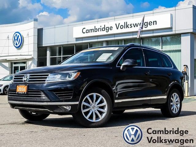 2016 Volkswagen Touareg AWD Comfortline