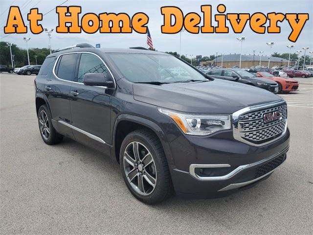 Used Gmc Acadia For Sale In Milwaukee Wi Cargurus
