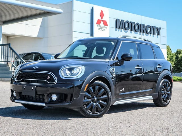 2017 MINI Countryman Cooper S ALL4 AWD