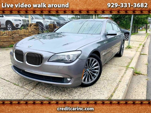 2011 BMW 7 Series Alpina B7 RWD