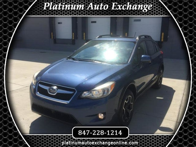 2013 Subaru XV Crosstrek Limited AWD