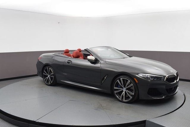 2019 BMW 8 Series M850i xDrive Convertible AWD
