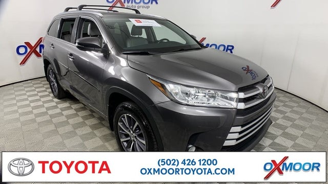 Toyota Dealership Louisville Ky >> 2018 Toyota Highlander XLE AWD for Sale in Louisville, KY - CarGurus