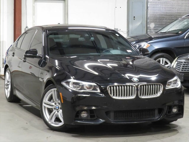 2014 BMW 5 Series 550i xDrive Sedan AWD