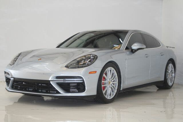 Used 2017 Porsche Panamera Turbo For Sale With Photos Cargurus