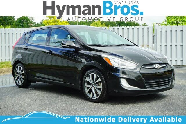 2015 Hyundai Accent Sport 4-Door Hatchback FWD