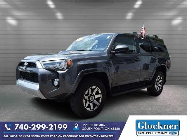 2018 Toyota 4Runner TRD Off-Road 4WD