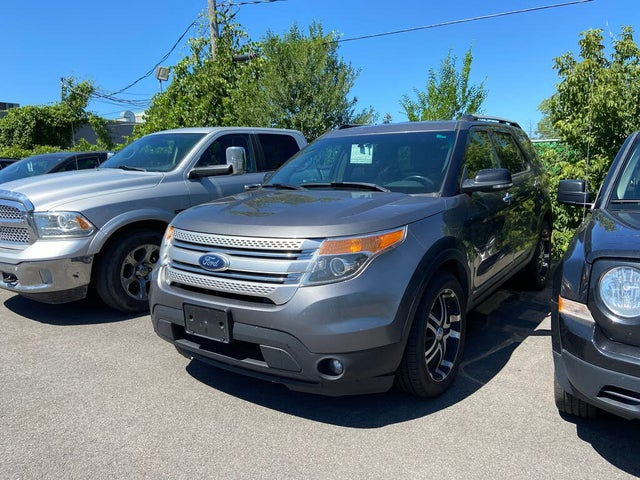2013 Ford Explorer XLT 4WD