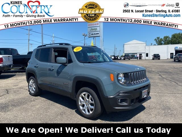 2018 Jeep Renegade Latitude 4WD