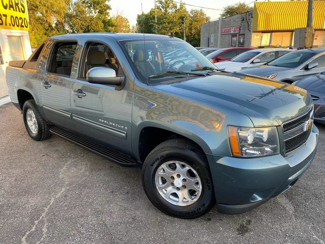 2009 Chevrolet Avalanche LT 4WD