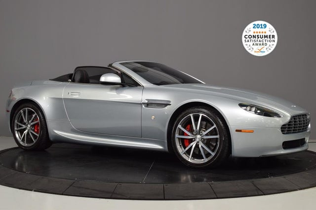 2012 Aston Martin V8 Vantage Roadster RWD