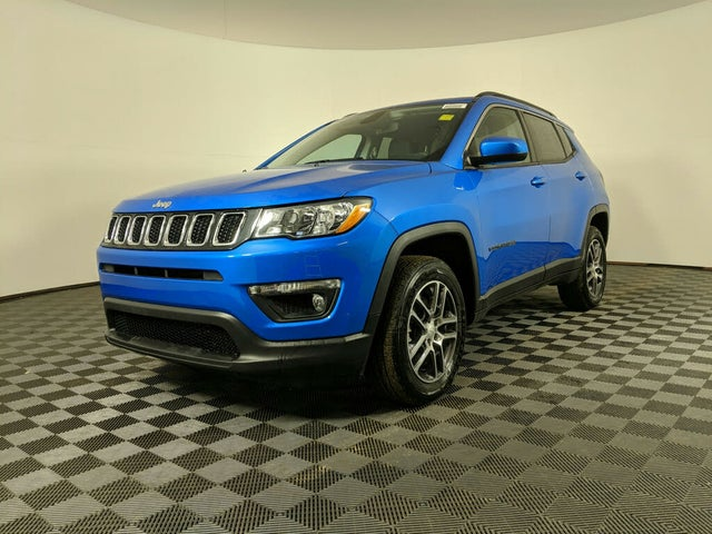2020 Jeep Compass North 4WD