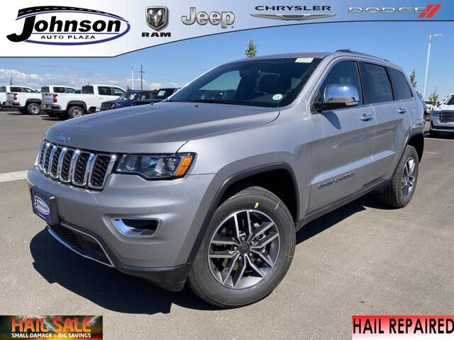 2020 Jeep Grand Cherokee Limited 4wd For Sale In Colorado