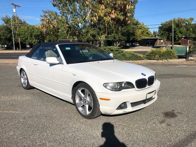 2005 BMW 3 Series 325Ci Convertible RWD